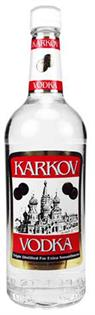 Karkov Vodka 1.00l - Case of 12
